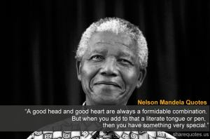 Mandela/Kippling Quotes